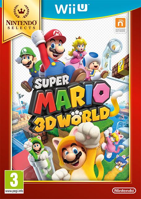 Super Mario 3D World sur WiiU