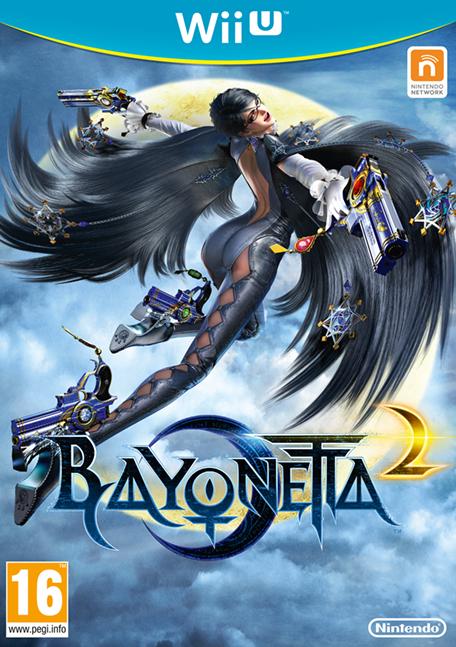 Bayonetta 2 sur WiiU
