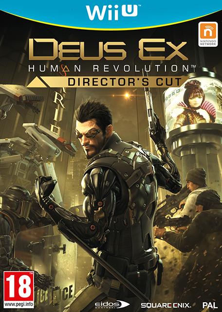 Deus Ex : Human Revolution Director's Cut sur WiiU