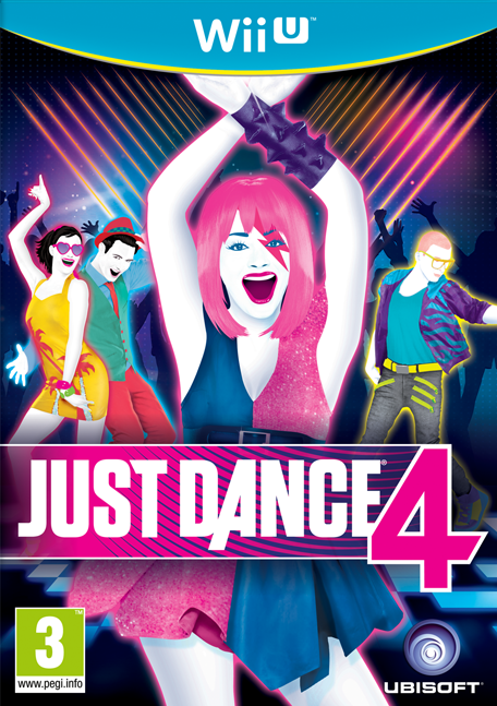Just Dance 4 sur WiiU