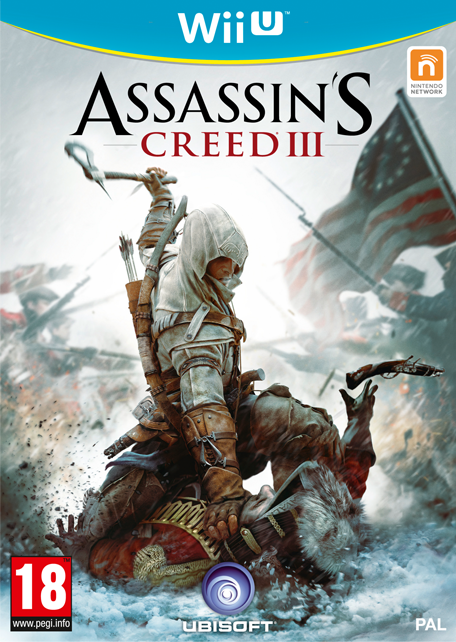 Assassin's Creed III sur WiiU