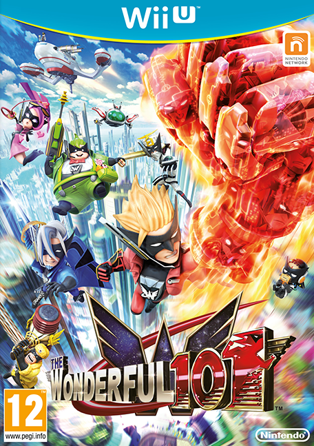 The Wonderful 101 sur WiiU
