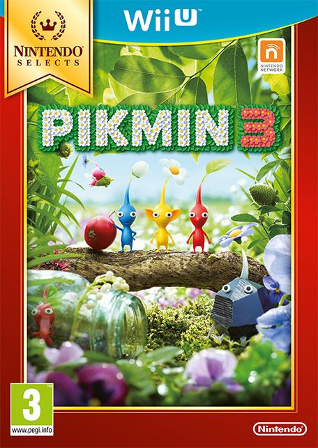 Pikmin 3 sur WiiU