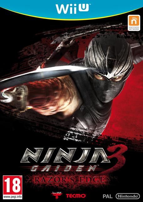Ninja Gaiden 3 : Razor's Edge sur WiiU