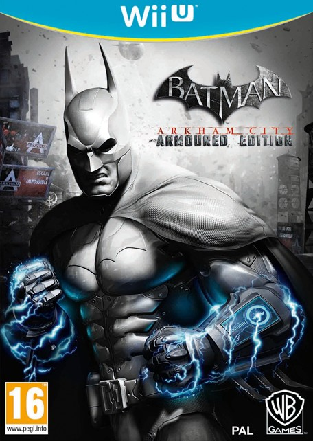 Batman Arkham City : Armored Edition sur WiiU