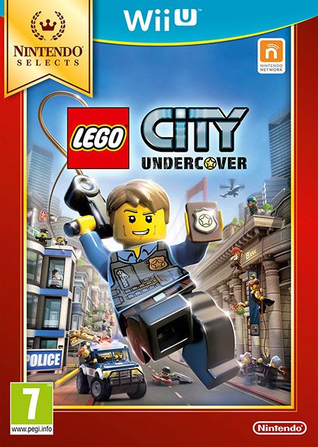 LEGO City Undercover sur WiiU