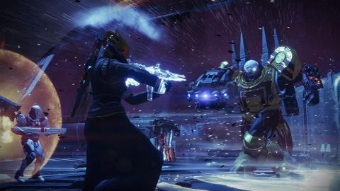 Destiny 2 : Une maintenance de 4h demain