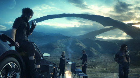 Jaquette de Final Fantasy XV Royal Edition prend date