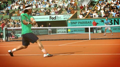 Tennis World Tour : Animer un jeu de tennis