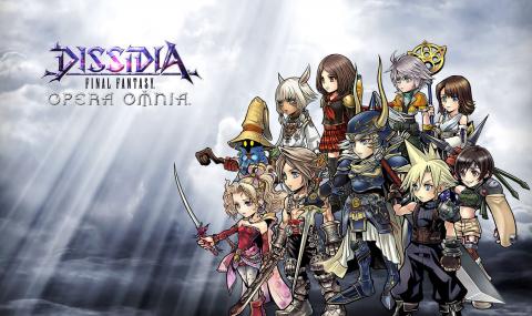 Jaquette de Dissidia Final Fantasy : Opera Omnia dévoile une fenêtre de sortie