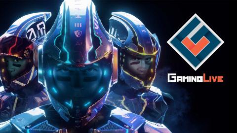 Laser League : Un sport multijoueur futuriste inspiré de Tron
