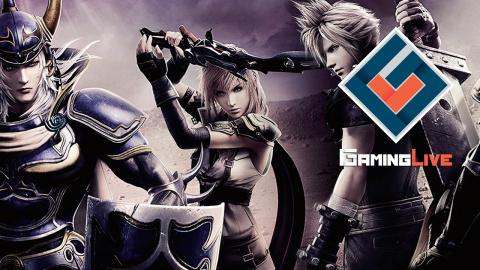 Dissidia Final Fantasy NT : Castagne sur la bêta en 3v3