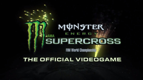 Jaquette de Monster Energy Supercross présente son éditeur de circuits