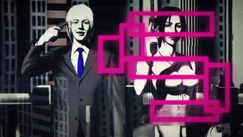 Jaquette de The 25th Ward : The Silver Case fait les présentations