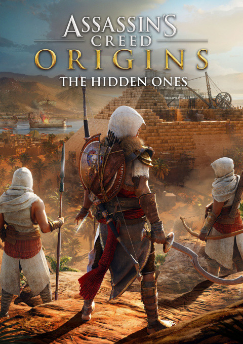 Assassin's Creed Origins : The Hidden Ones sur PC