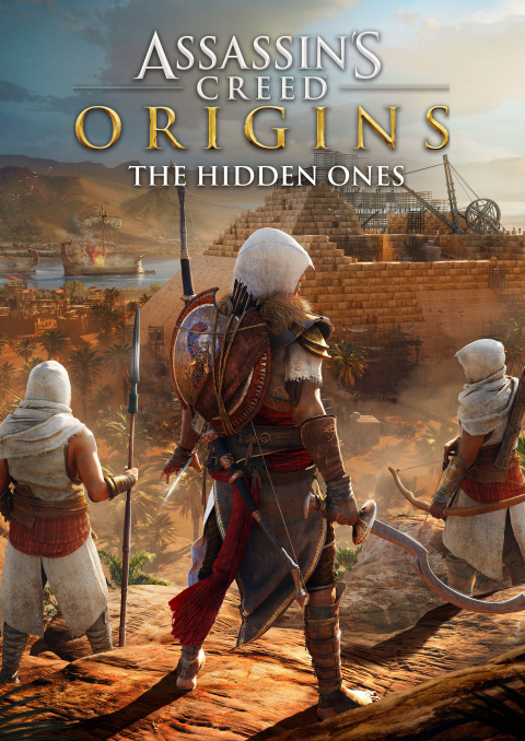 Assassin's Creed Origins : The Hidden Ones sur PS4