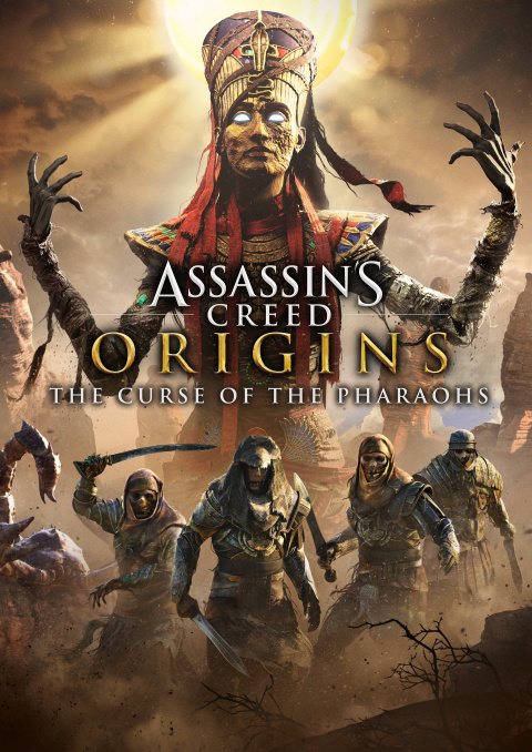 Assassin's Creed Origins : The Curse of the Pharaohs sur PS4