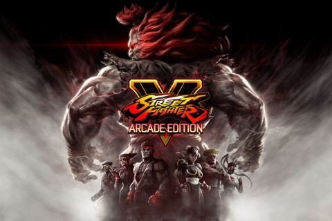 Jaquette de Street Fighter V : Arcade Edition - Bande-annonce de lancement