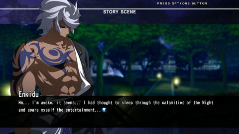 Under Night In-Birth Exe:Late[cl-r] prend date sur Steam
