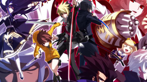 Under Night In-Birth EXE:Late[st] - UNIEL et les Abeilles sur PS4