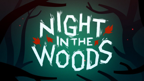Jaquette de Night In The Woods : Chat débarque sur Switch
