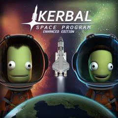 Kerbal Space Program : Enhanced Edition sur ONE