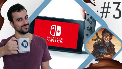Pause Cafay #3 : Rendez-vous mystère pour la Switch, retour de Fable et MG Survive !