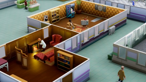 Free Play Days : Two Point Hospital et deux autres jeux à l'essai ce week-end