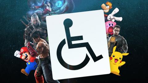 Handicap : l'épineuse question de l'accessibilité aux jeux vidéo