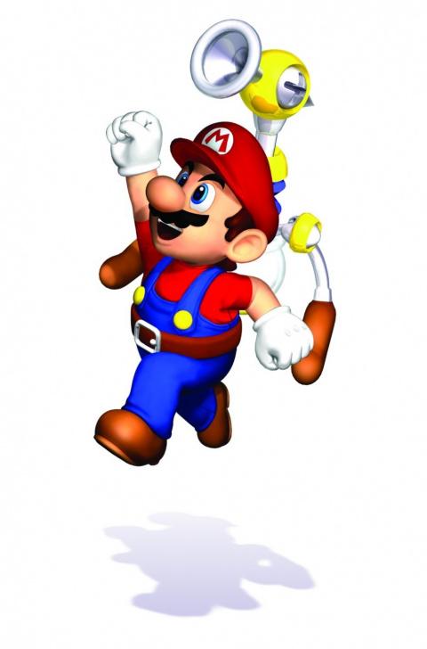 Les secrets de Super Mario Sunshine : Sous le soleil