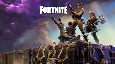 Jaquette de Fortnite fête les cent jours et 45 millions de joueurs en vidéo
