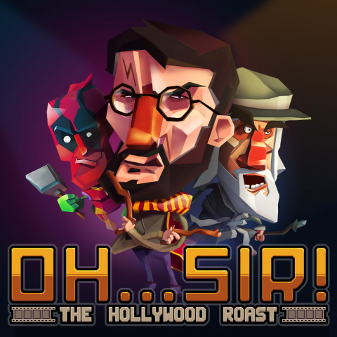 Oh Sir! The Hollywood Roast sur Switch