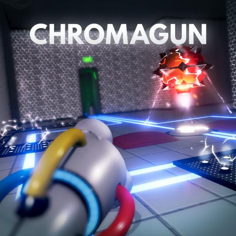 ChromaGun sur Switch