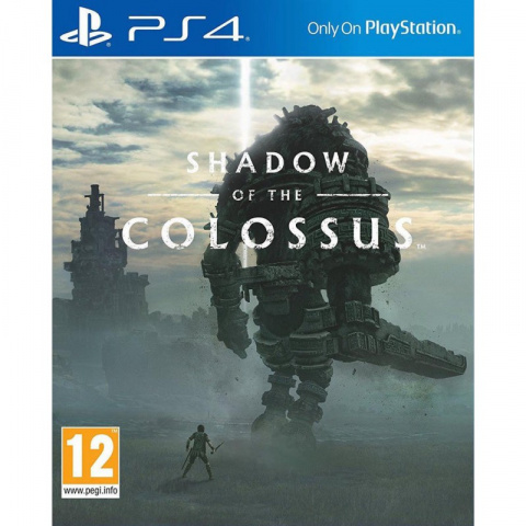 Shadow of the Colossus sur PS4