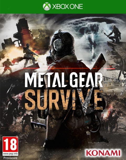 Metal Gear Survive sur ONE