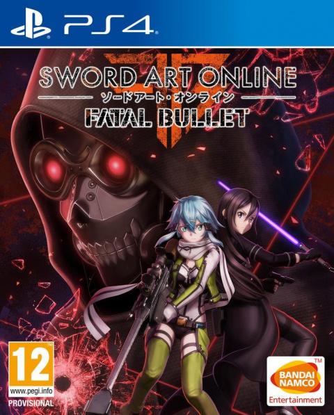Sword Art Online : Fatal Bullet sur PS4