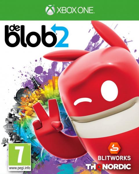 de Blob 2 sur ONE