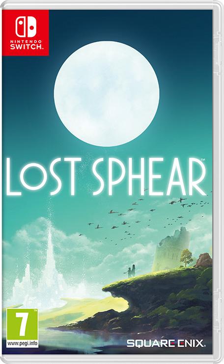 Lost Sphear sur Switch