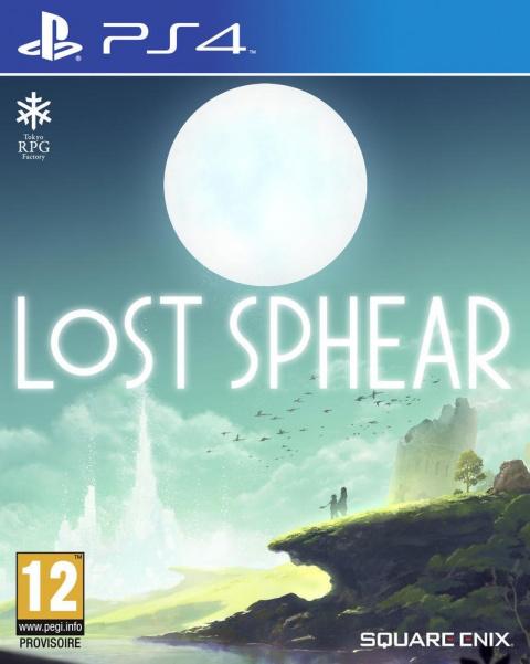 Lost Sphear sur PS4