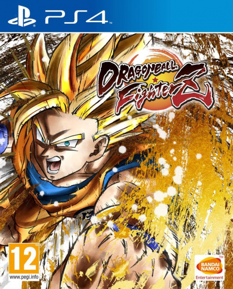 Dragon Ball FighterZ sur PS4