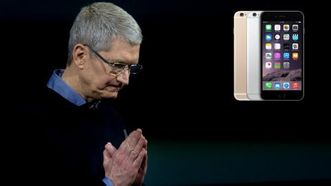 iPhone : Une MAJ pour désactiver la baisse des performances sur les anciens appareils