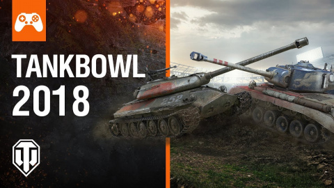 Jaquette de World of Tanks Console : Coup d'envoi du Tankbowl 2018