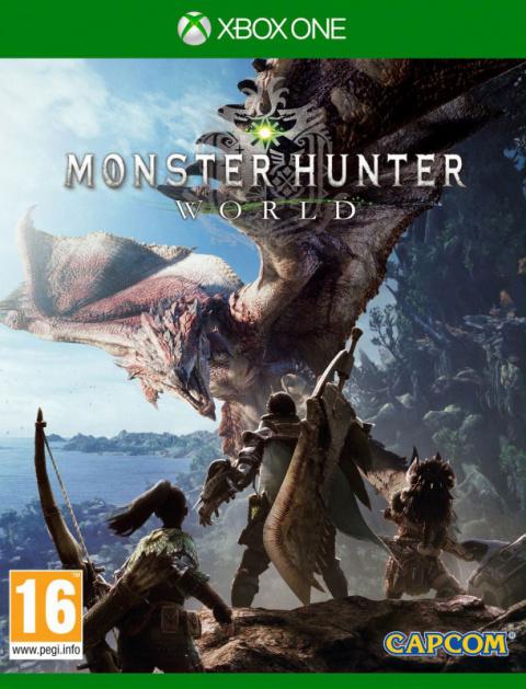 Monster Hunter World sur ONE