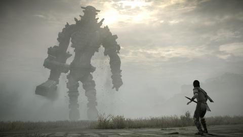 Shadow of the Colossus : Un mode photo pour des clichés titanesques