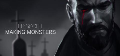 Jaquette de Vampyr : Episode 1 - Making Monsters