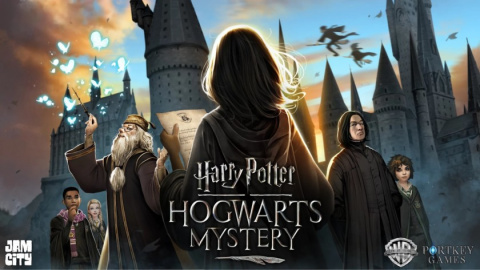 Harry Potter : Hogwarts Mystery sur Android