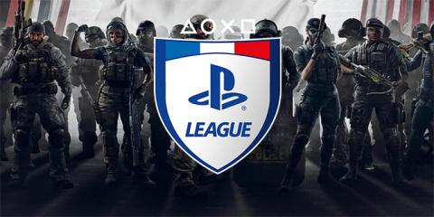PS League : 1000€ de Cash Prize pour le Winter Challenge Rainbow Six Siege