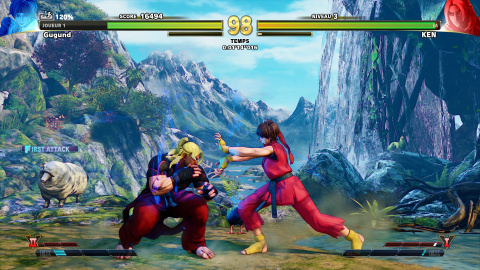 Les sorties du 14 février : Dreams, Street Fighter V - Champion Edition, ...
