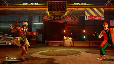 Street Fighter V Arcade Edition : Complet, accessible, exigeant, la baston au sommet !