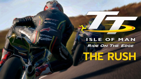 Jaquette de TT : Isle of Man dévoile son trailer The Rush